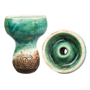 Чашка karma фанел зеленая