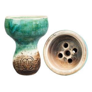 Karma Turkish green bowl