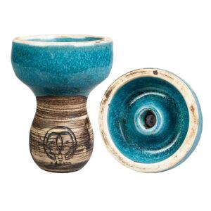 Чашка karma фанел синий